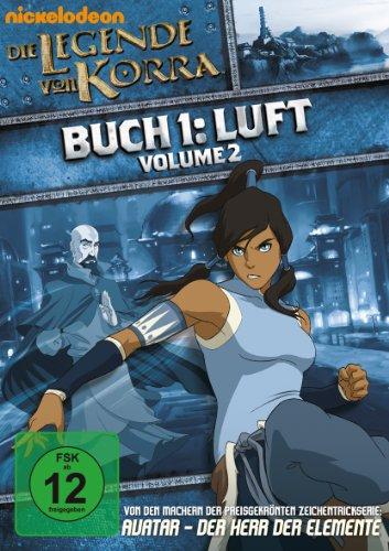 Die Legende von Korra, Buch 1: Luft, Volume 2