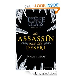 The Assassin and the Desert (Throne of Glass)