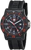 Luminox Men's 8815 Resin Analog Black Dial Watch