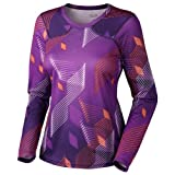 Mountain Hardwear Women's Wicked Electric Long Sleeve Tee