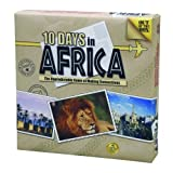 10 Days in Africa Game ~ Out of the Box