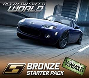 Need For Speed World Bronze Starter Pack [Online Game Code]