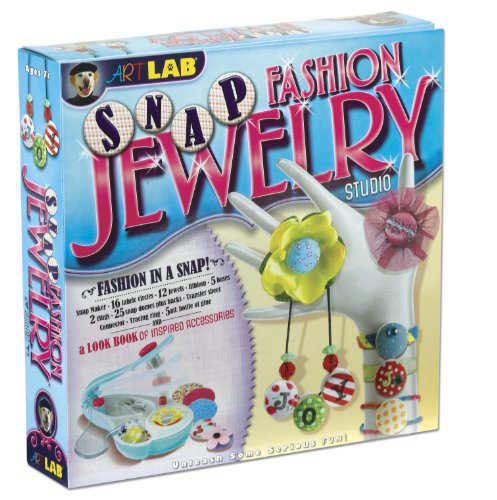 Smart Lab Snap Fashion Jewelry Studio