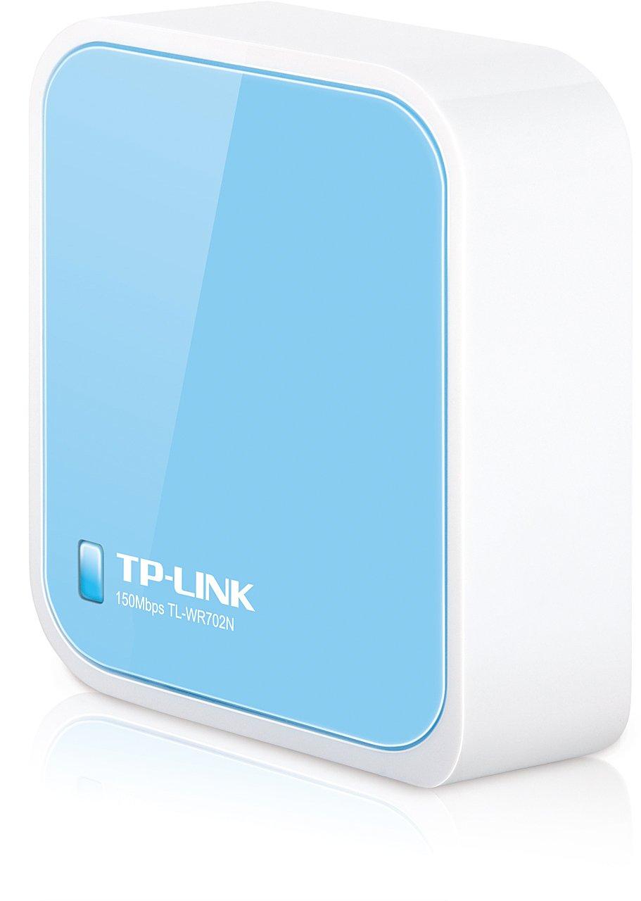 TP-Link TL-WR702N WLAN Nano-Router (802.11b/g/n,