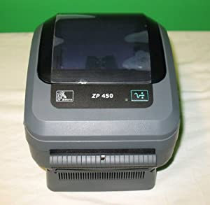 Zebra Zp 450 Ctp Printer Driver