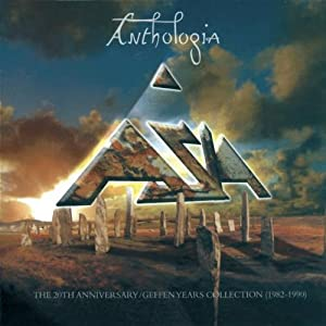 Anthologia: The 20th Anniversary Geffen Years Collection 1982-1990