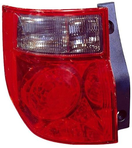 Depo Honda Element Replacement Taillight Unit without Bulb лампа 207 depo