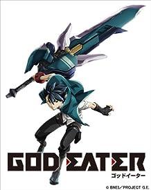 【Amazon.co.jp限定】GOD EATER vol.1 (オリジナルアートカード1枚&収納ファイル付き) [Blu-ray]