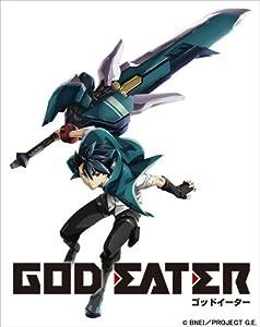 【Amazon.co.jp限定】GOD EATER / ゴッドイーター vol.1 (オリジナルアートカード1枚&収納ファイル付き) [Blu-ray]