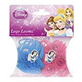 Disney Princesses Snow White Loom Bands and Charm Pack (200 Bands, 6 Clips and 1 Charm)