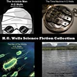 img - for H.G. Wells Science Fiction Collection book / textbook / text book