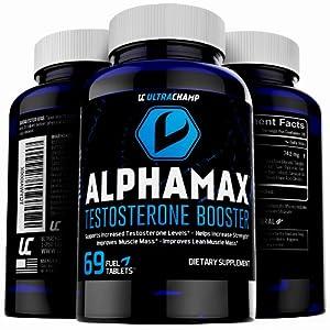 Amazon.com: #1 Testosterone Booster Supplement for Men - Sculpt Lean Muscle & Supercharge Sex