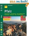 ADAC Wanderf�hrer Pfalz inklusive Gra...