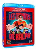 echange, troc Les Mondes de Ralph [Combo Blu-ray 3D + Blu-ray 2D]