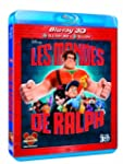 Les mondes de Ralph - Blu-ray 3D [Blu...