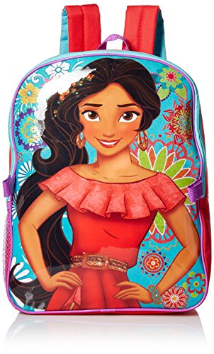 Disney Girls' Elena Backpack with Lunch