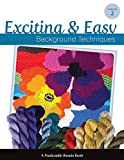img - for Exciting & Easy Background Techniques (Predictable Results) (Volume 2) book / textbook / text book