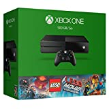 Xbox One 500GB Console - The LEGO Movie Bundle
