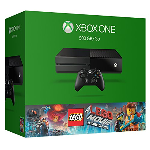 Xbox One 500GB Console - The LEGO Movie Videogame