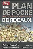 echange, troc Blay-Foldex - Bordeaux, Plan de poche