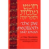 Five Megilloth and Jonah-PR-Hebrew/English ~ Ismar David
