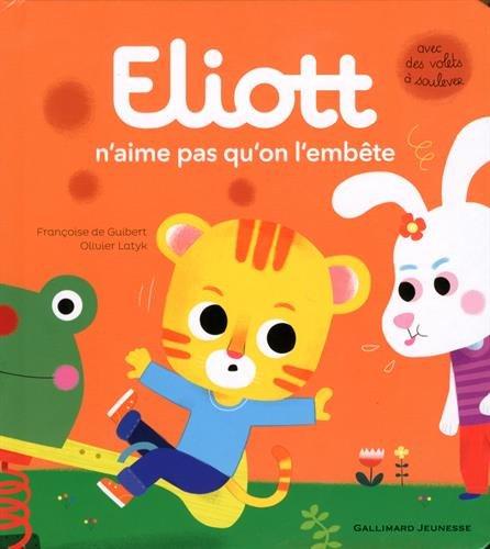 ELIOTT (7) : Eliott n'aime pas qu'on l'embête
