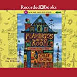 Flamingos on the Roof | Calef Brown