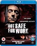 Not Safe For Work [Blu-ray] [Region Free]