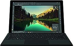 Microsoft Surface Pro 4 12.3-Inch Tablet with Keyboard (Black) - (Intel Core M3-6Y30, 4 GB RAM, 128 GB Storage, Windows 10)