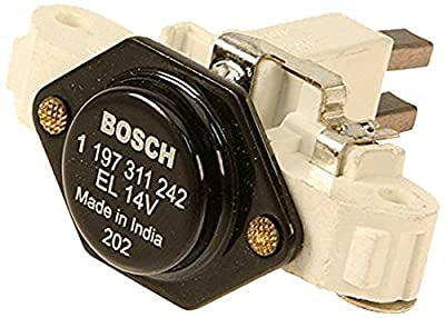 Bosch 1197311242 Voltage Regulator