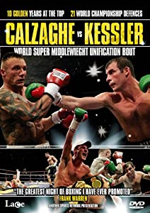 Joe Calzaghe vs Mikkel Kessler [DVD]