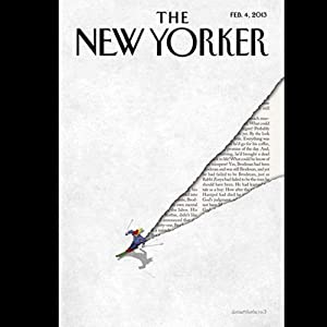 The New Yorker, February 4th 2013 (Michael Specter, Adam Higginbotham, James Surowiecki) | [Michael Specter, Adam Higginbotham, James Surowiecki]