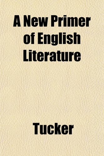 A New Primer of English Literature