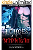 Paranormal Ghost Romance: Gothic Romance Mystery: ECHOES AFTER MIDNIGHT