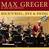 echange, troc Max & His Orchestra Greger - Greger,Max & His Orchestra Rock N Roll,Jive And Swing