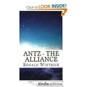 Antz - The Alliance - Book Four Ronald Wintrick