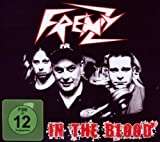 Frenzy In The Blood (Limited CD + DVD)