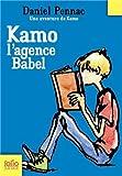 """Afficher """"Une Aventure de Kamo Kamo, l' agence Babel"""""""