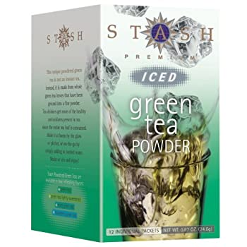 Green Iced Tea Powder