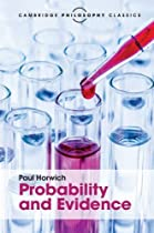 Probability And Evidence (cambridge Philosophy Classics)