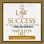 The Law of Success: The Original Classic from the Author of THINK AND GROW RICH | Napoleon Hill,Mitch Horowitz