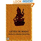 Leyes de Manu (Spanish Edition)