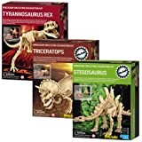 Dig A Dino Excavation Kit 3 Pack