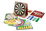 The Mini Book of Mini Darts: The Book, the Boards, the Darts, and 43 Games