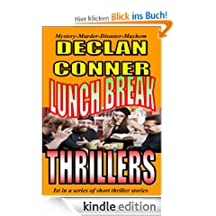 Lunch Break Thrillers (Short Stories)