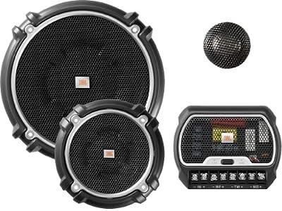 JBL GTO 6583 C 3-Wege Komponenten Car-Hifi Lautsprecher (16,5 cm, 240 Watt, 92 dB) schwarz von JBL auf Reifen Onlineshop