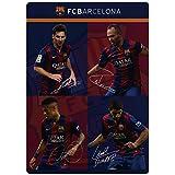 F.C. Barcelona FCバルセロナ 14/15下敷き(選手)BCN29539