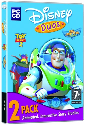 Disney Duos - Toy Story Duo (PC CD)