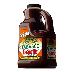 TABASCO Pepper Sauce - 64 Oz. - 1/2 Gallon by McIlhenny Company