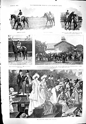 1900 Sport Goodwood Horse Racing Ammer Maluma Rigby Sloan Rowing Pitman Marlow
